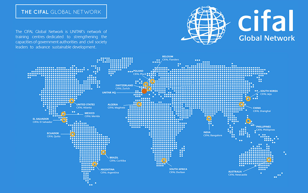 Red Global CIFAL